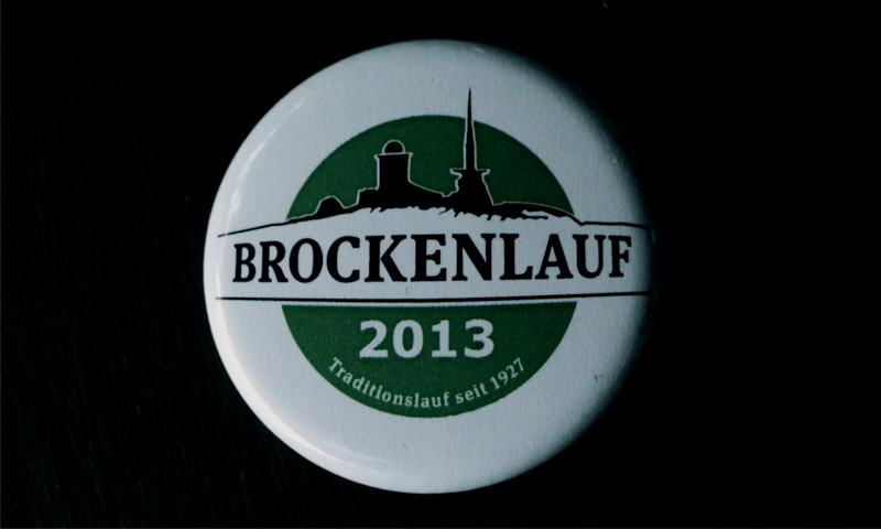 Der Brockenpin