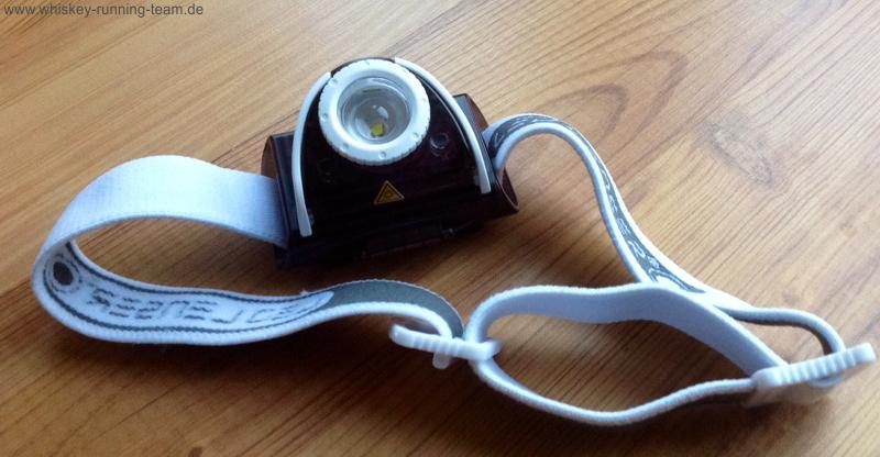 Die LED LENSER SEO 5 (Grau/Weiß)