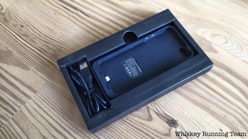 Mini-USB Ladekabel ist im Lieferumfang enthalten