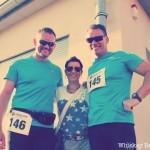 Alex, Alex K. und Oli