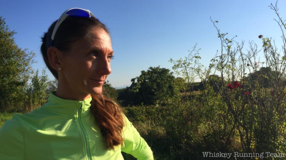 Marathonvorbereitung von Janine