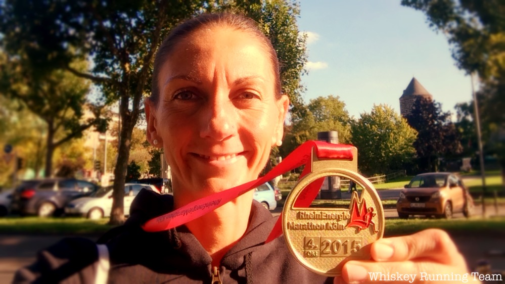 Köln Marathon 2015 - Mein Erster