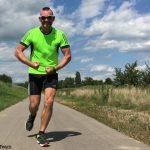 40 km Lauf zum Geburtstag