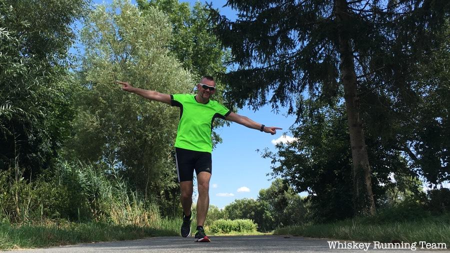 40 km Lauf