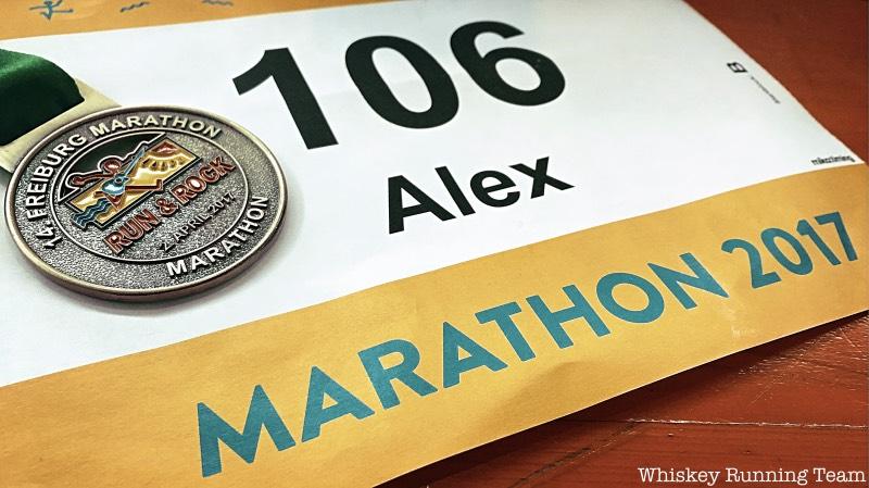 Marathon: Projekt 2. Runde