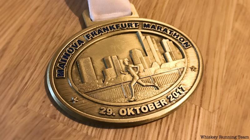 36 Mainova Frankfurt Marathon Whiskey Running Team