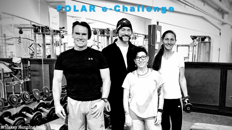 Polar e-Challenge 2018: Platz 1