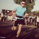 Alex beim Dorflauf Schlatt 2014