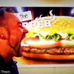 Lecker Riesenburger