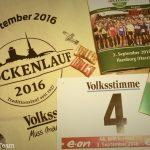Brockenlauf 2016